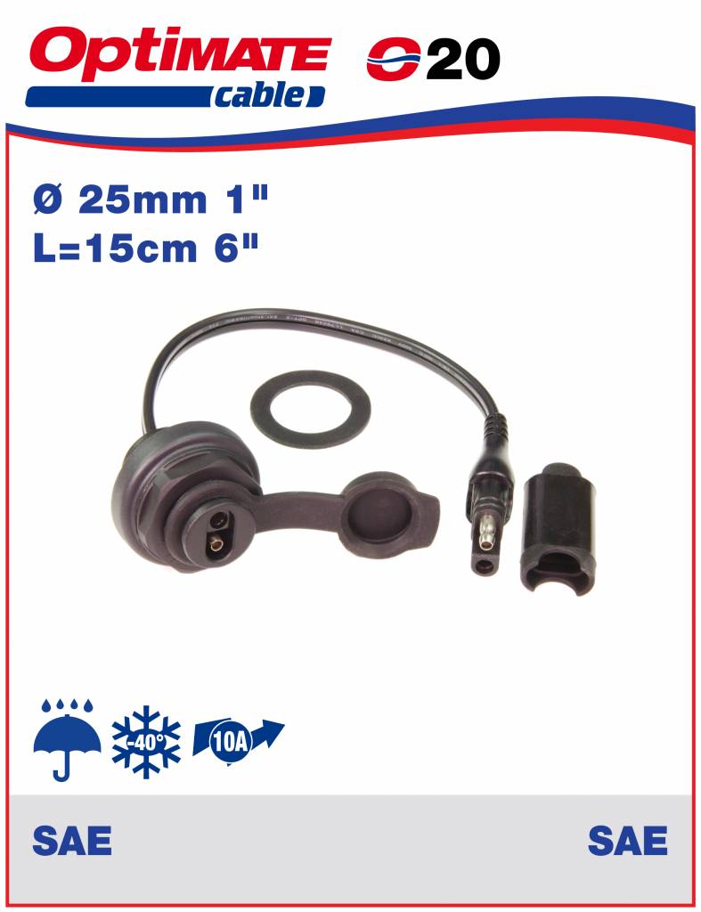 Cable connector 10 Amp