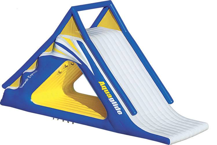 Summit Express - Big slide
