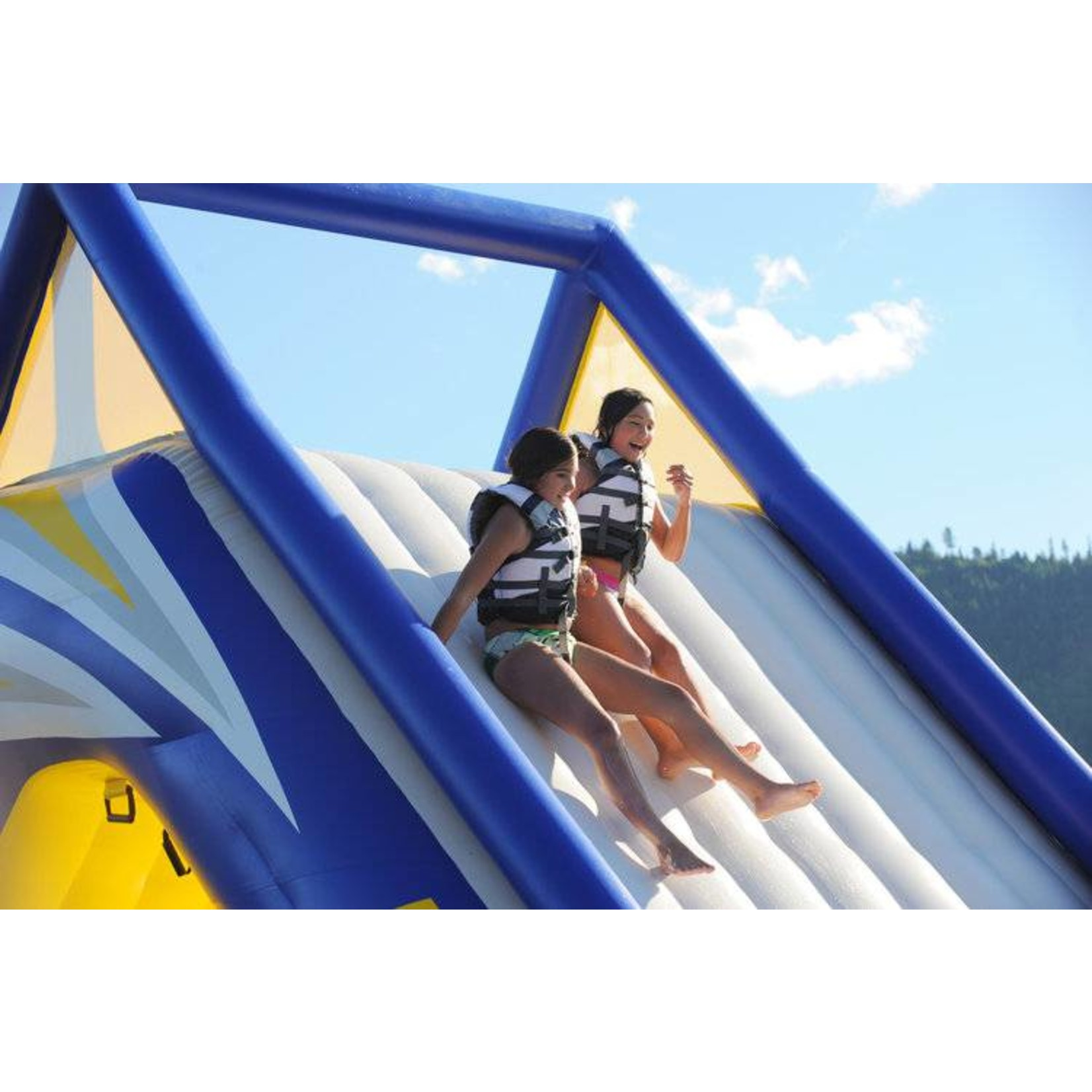 Aquaglide  Summit Express - Big slide
