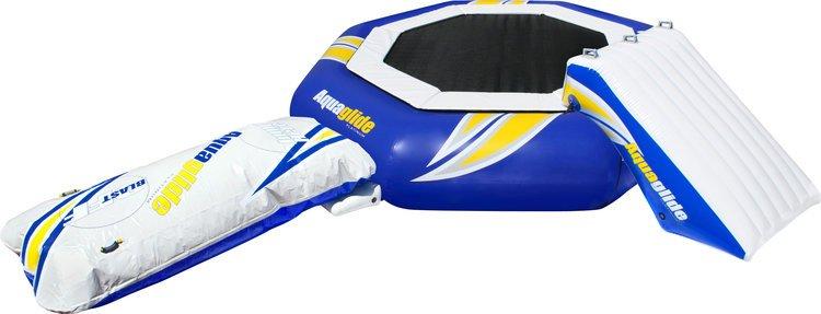 Supertramp 17 - Bouncing platform