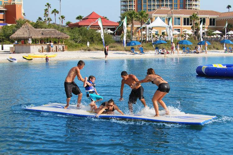 Splashmat HD - Water float