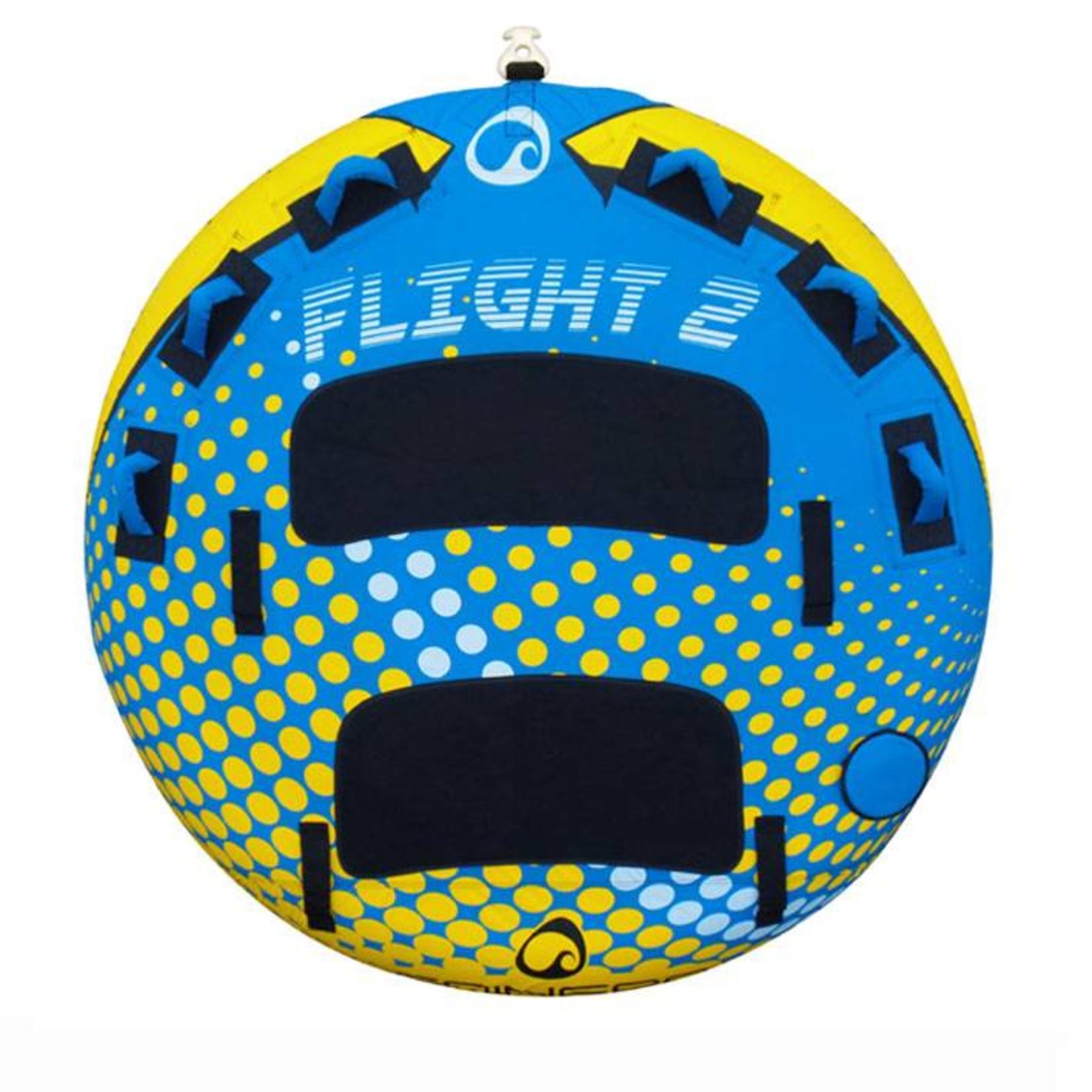 Flight 2 - Tweepersoonsband