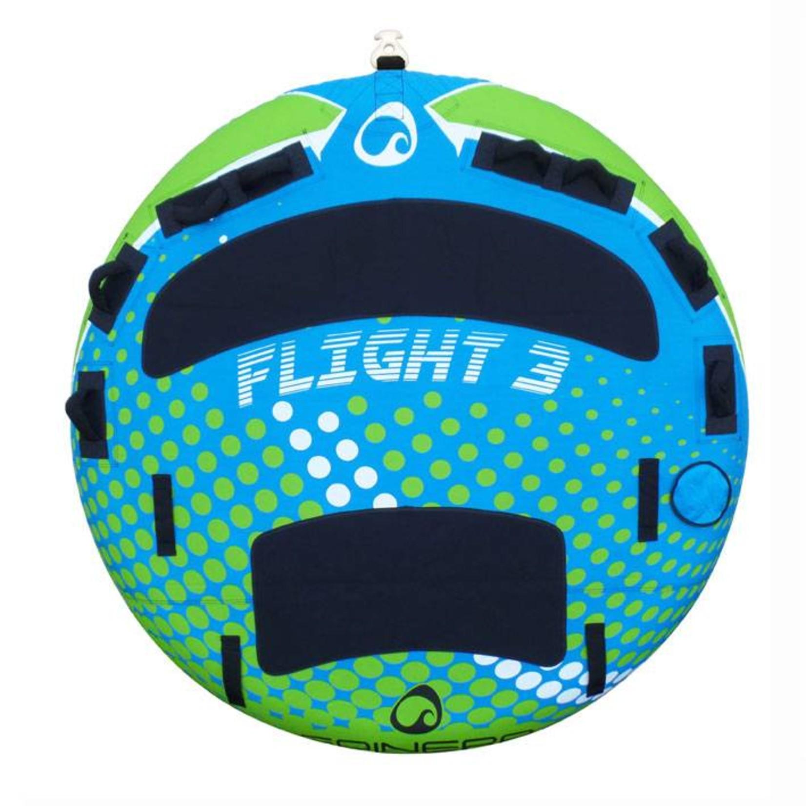 Flight 3 - Driepersoonsband
