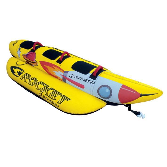 Rocket 3 - Driepersoonsbanaan