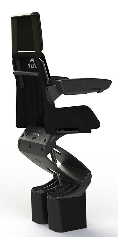 Luxe Pro Jockey Seat
