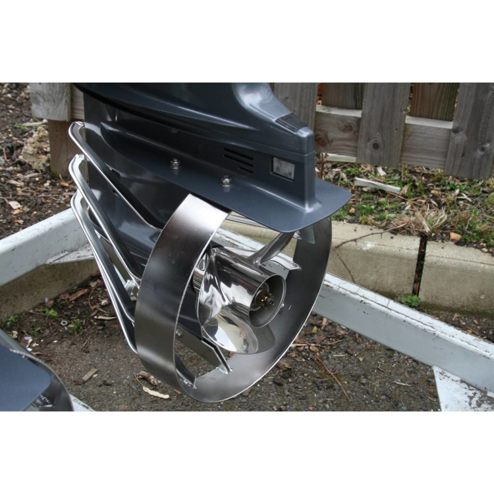 Prop Deflector Prop Deflector - Propeller ring