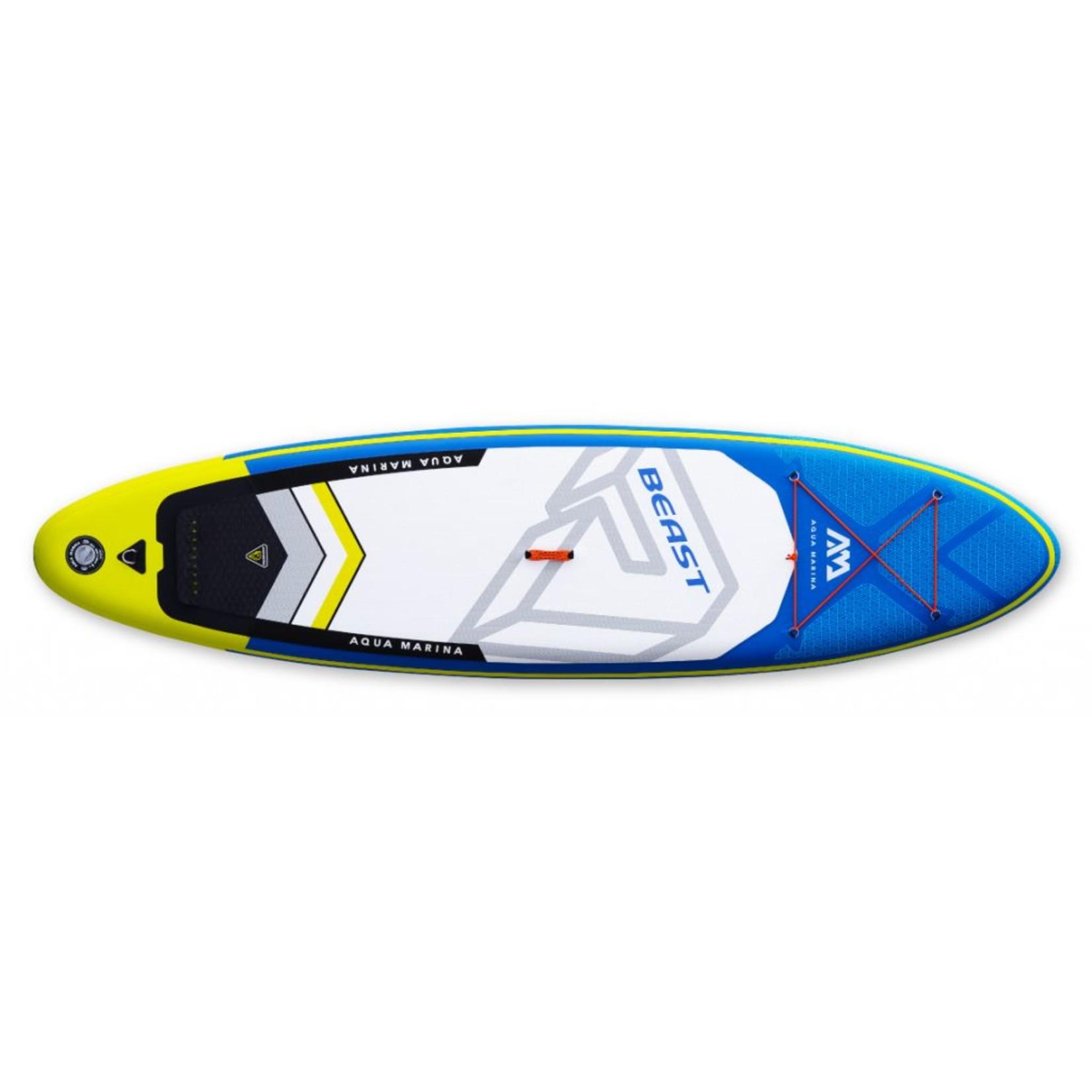 Aqua Marina All Round Advanced Beast - Opblaasbaar Peddel Board Gevorderd