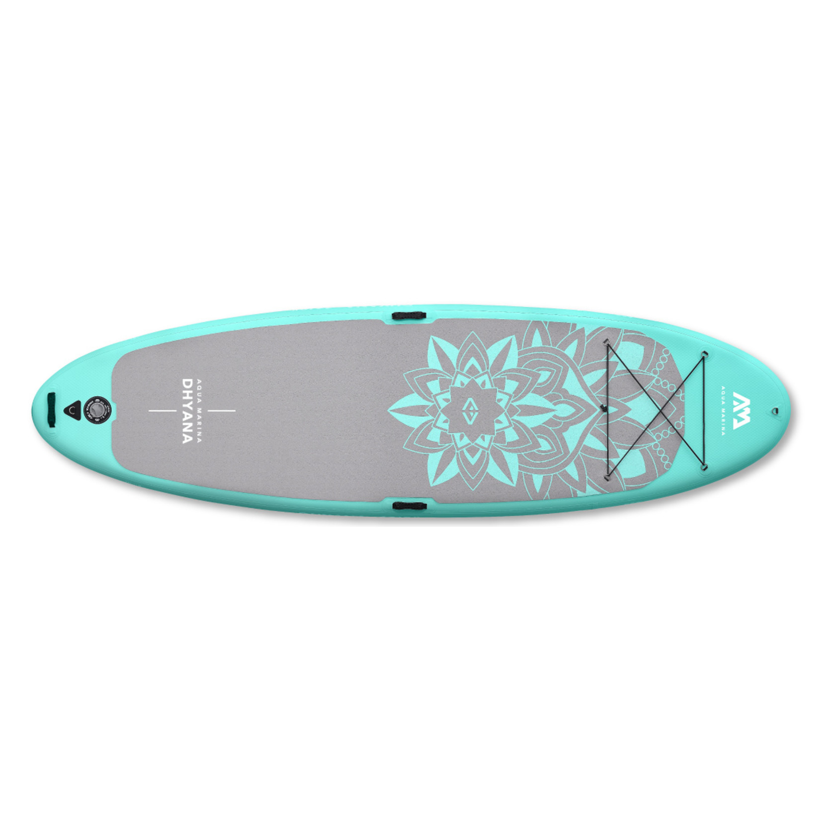 Aqua Marina Dhyana Fitness - Opblaasbaar Fitness Peddel Board