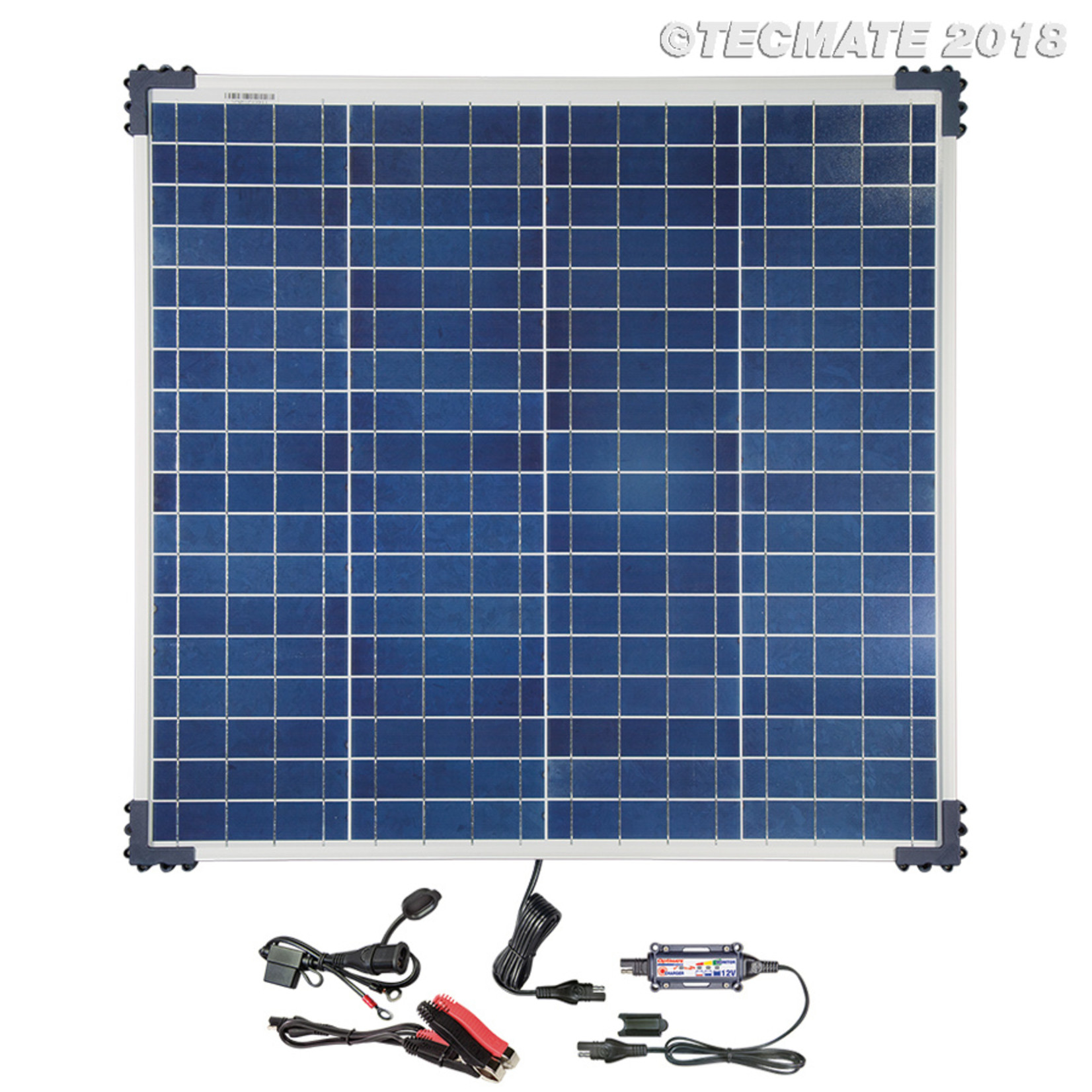 OptiMate Solar 60W - Acculader