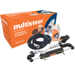 Multiflex Marine  Hydraulic Steering Kit