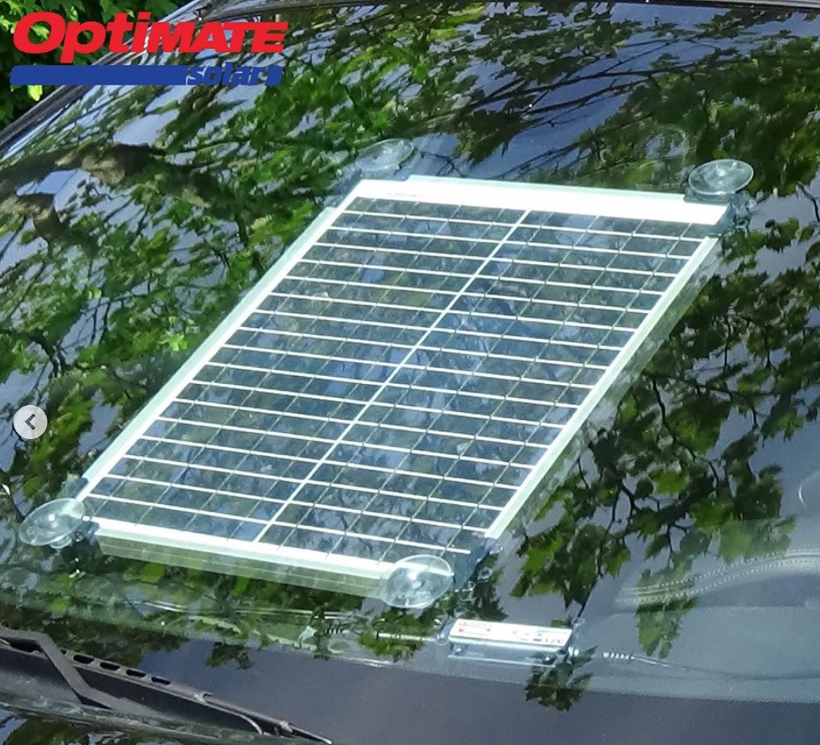 OptiMate Solar 10W - Battery Charger