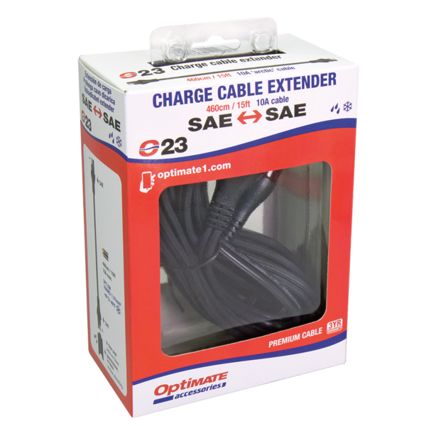 OptiMate O-23 Cable extender 10 Amp