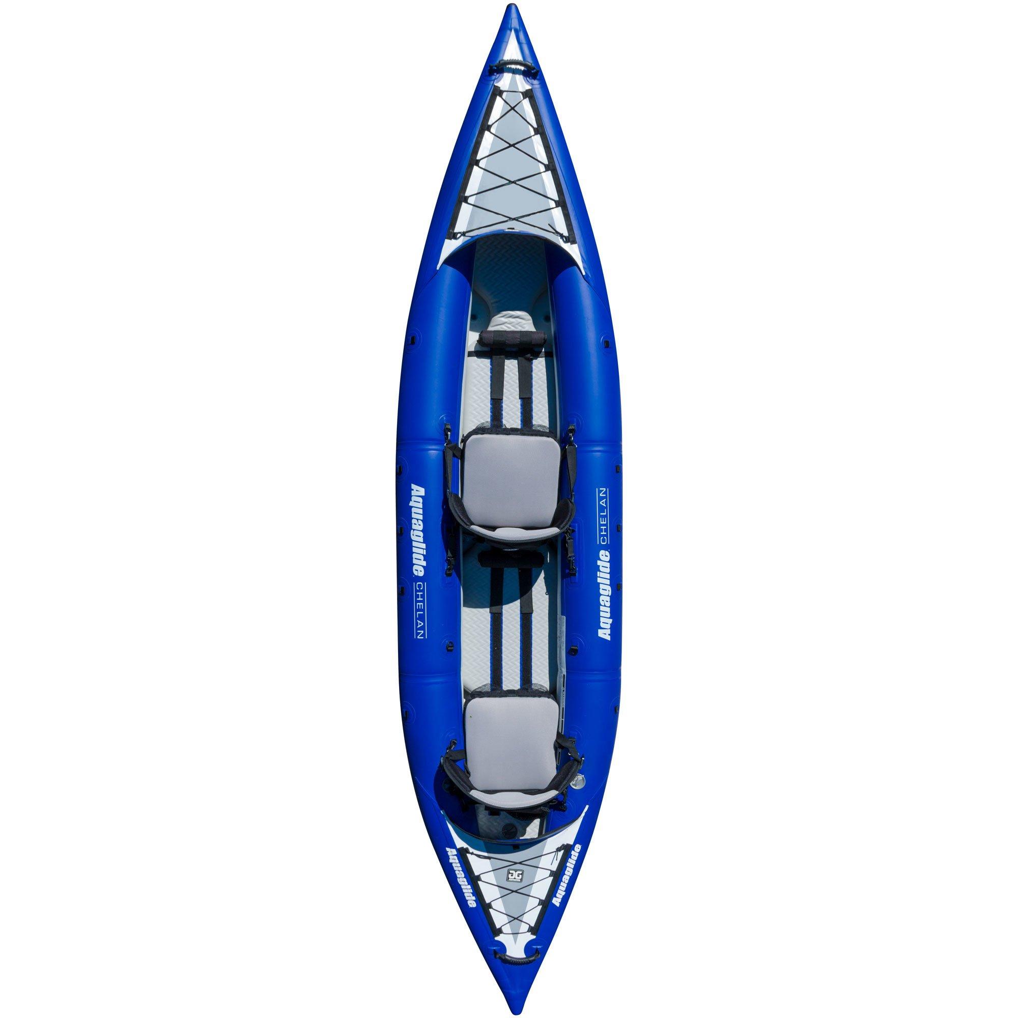 Chelan 140 HB - Inflatable Kayak