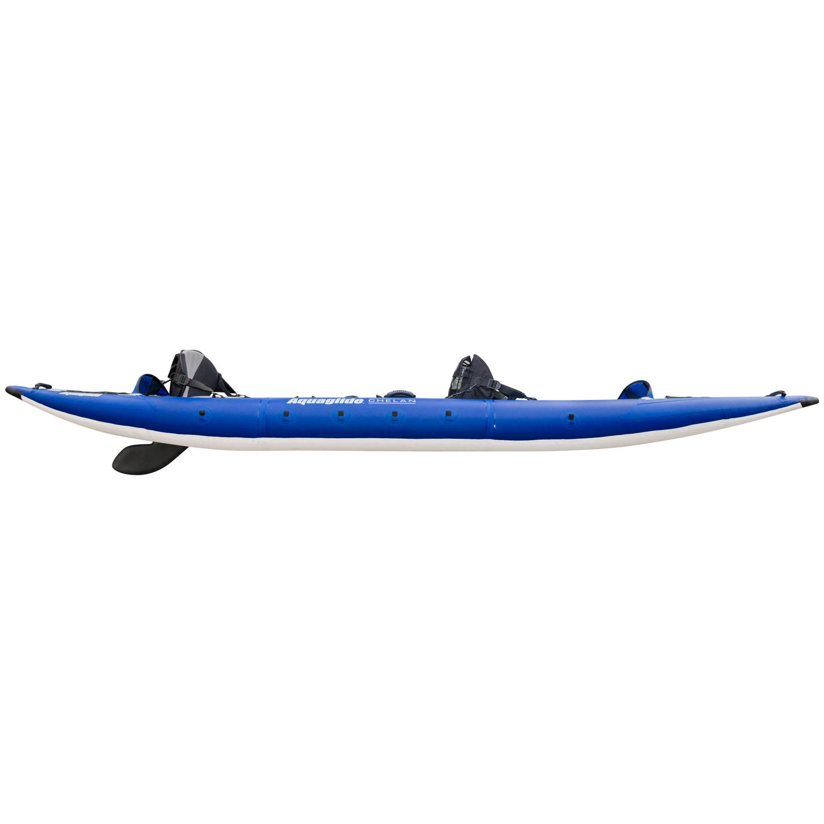 Aquaglide  Chelan 155 HB  - Opblaasbare Kajak