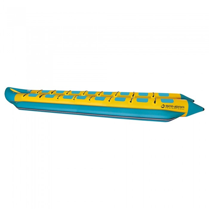 Professional Double Multi-Rider 2x8 - Sixteen persons Banana