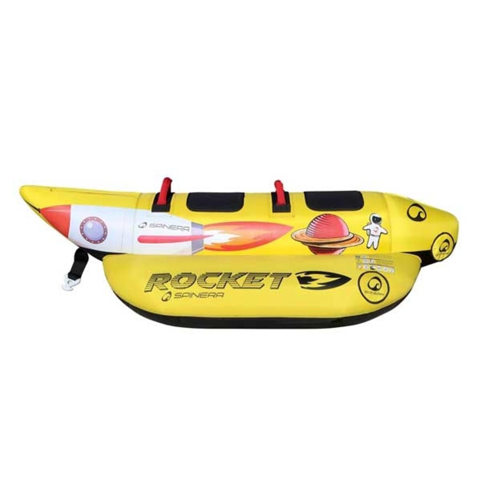 Rocket 2 - Tweepersoonsbanaan