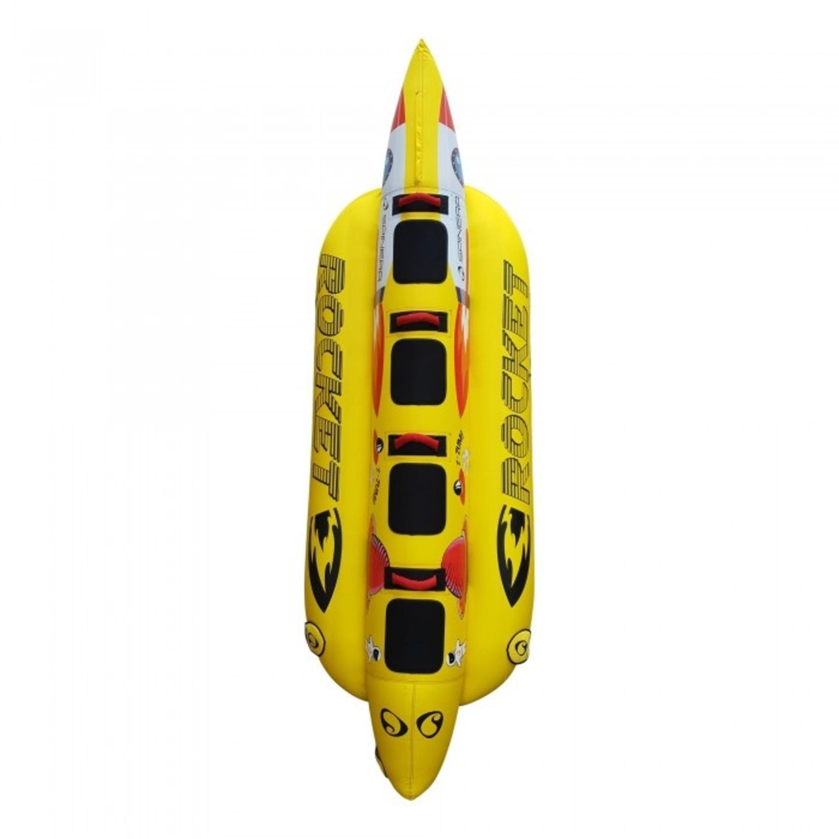 Rocket 4 - Vierpersoonsbanaan