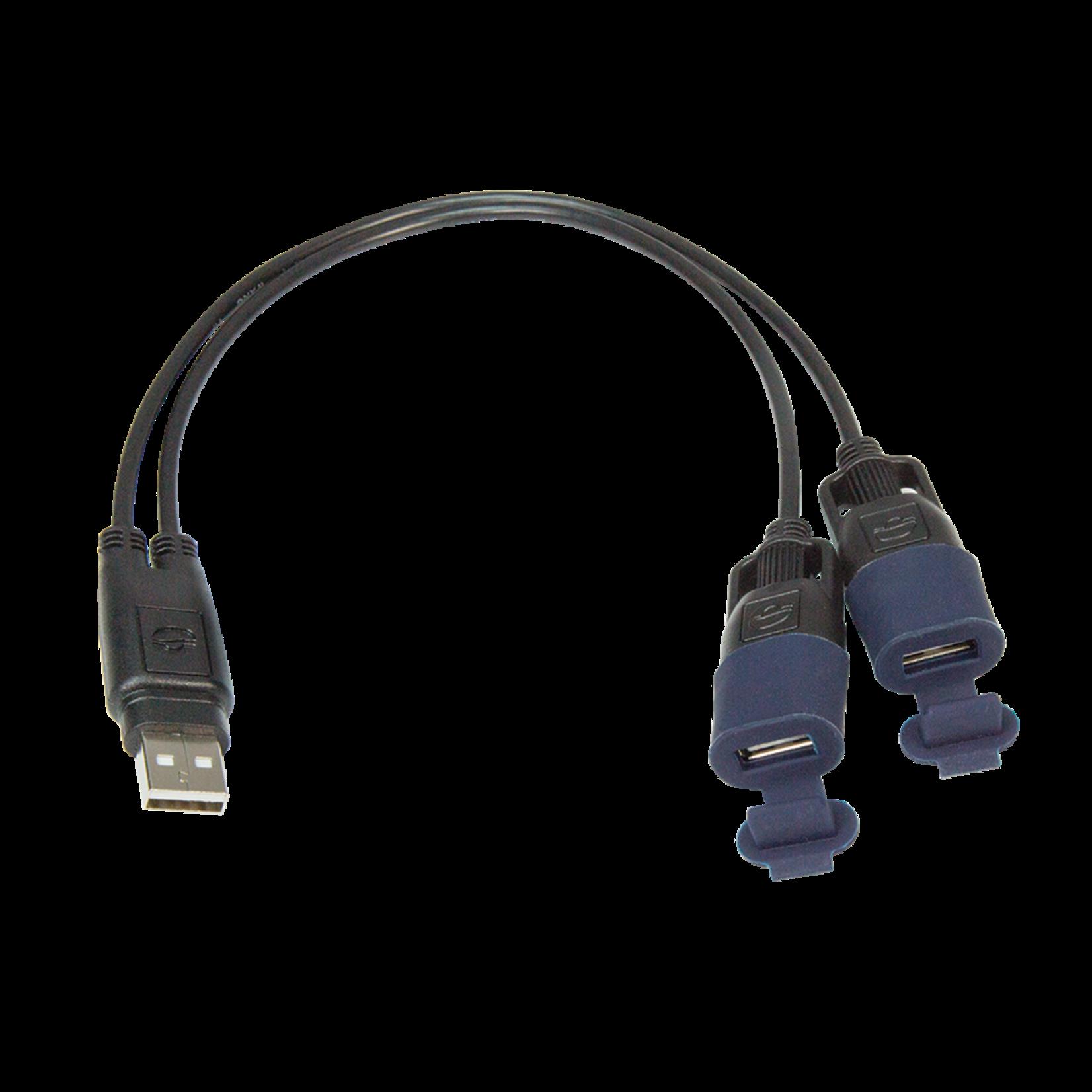OptiMate OptiMate O-110 USB splitter 4200mA