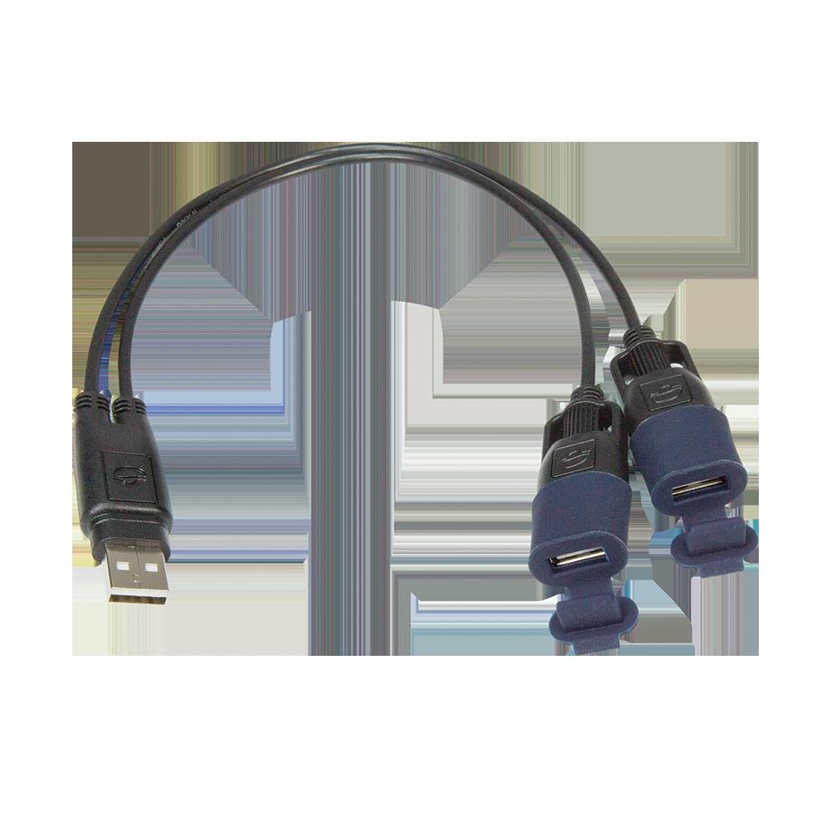 OptiMate O-110 USB splitter 4200mA