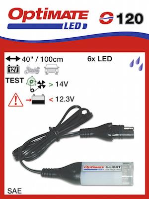 OptiMate O-120 - LED