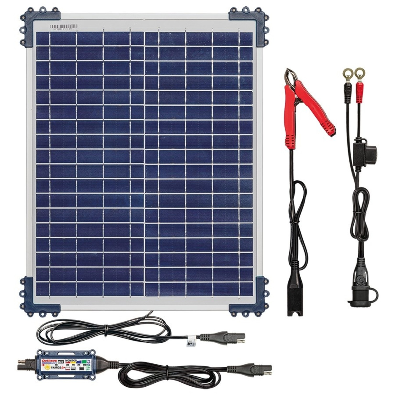 OptiMate DUO Solar 20W - Battery Charger