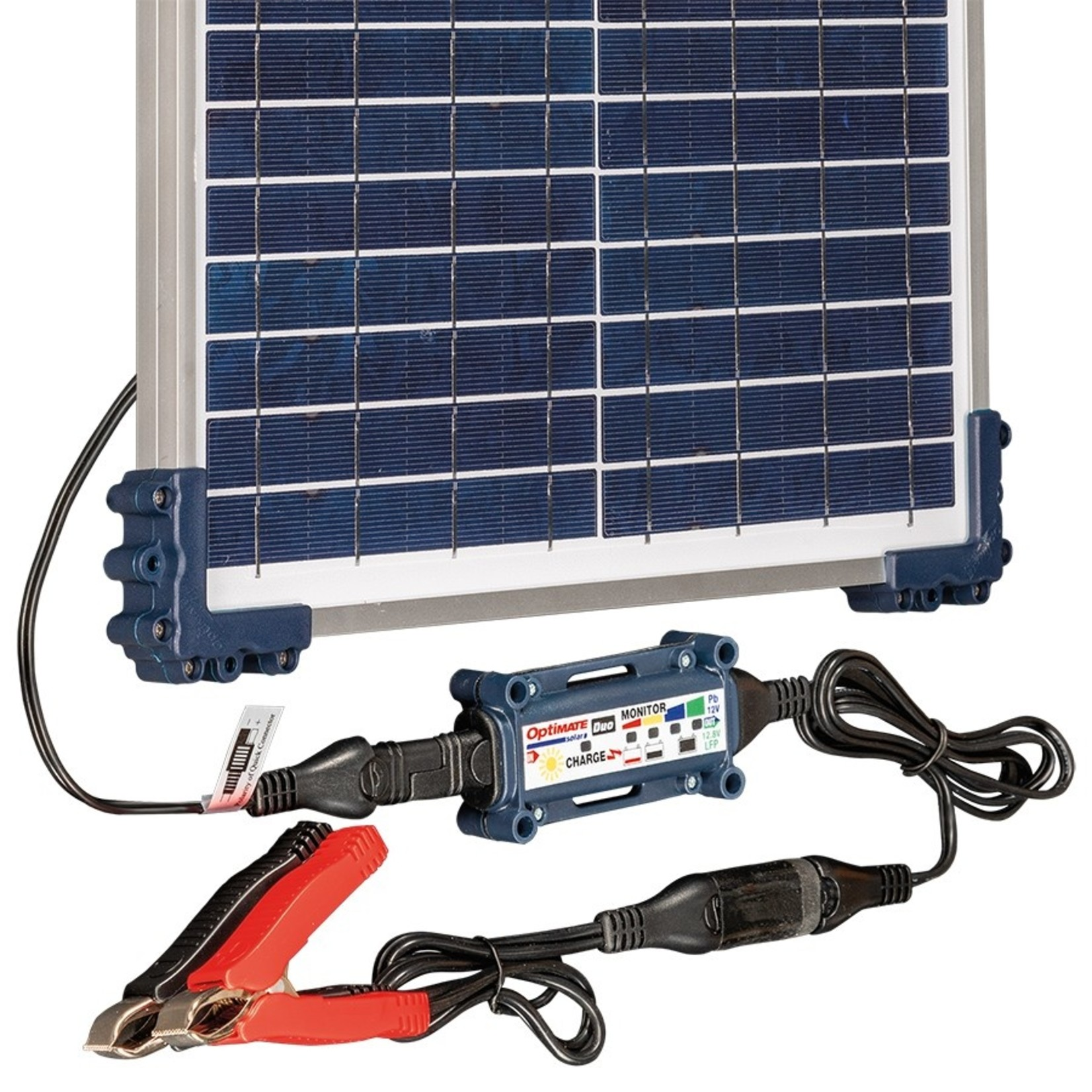 OptiMate DUO Solar 20W - Acculader