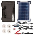 OptiMate DUO Solar 10W - Travel Kit