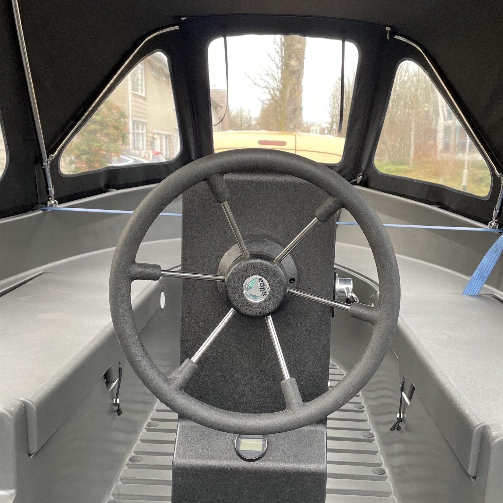 Allpa Steering Wheel 6-Spokes