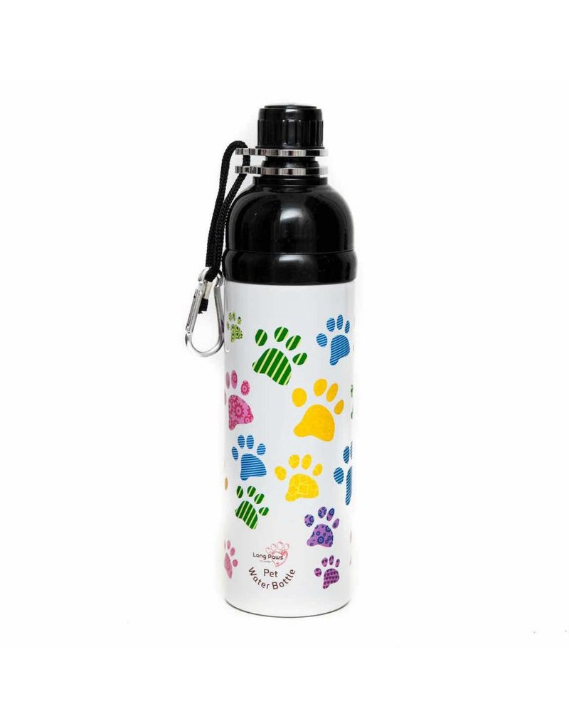 Paws Long Paws water bottle
