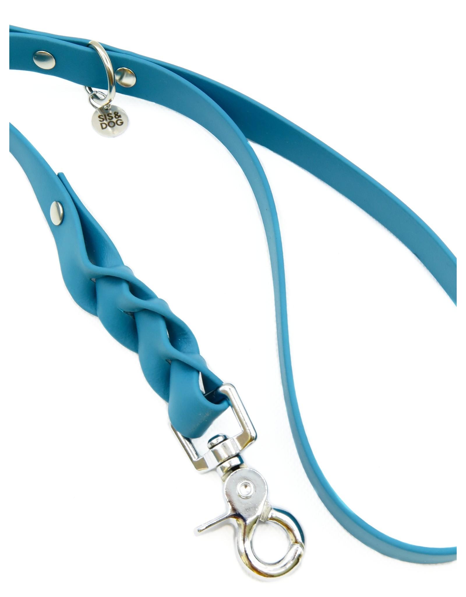 Biothane Dog leash Blue