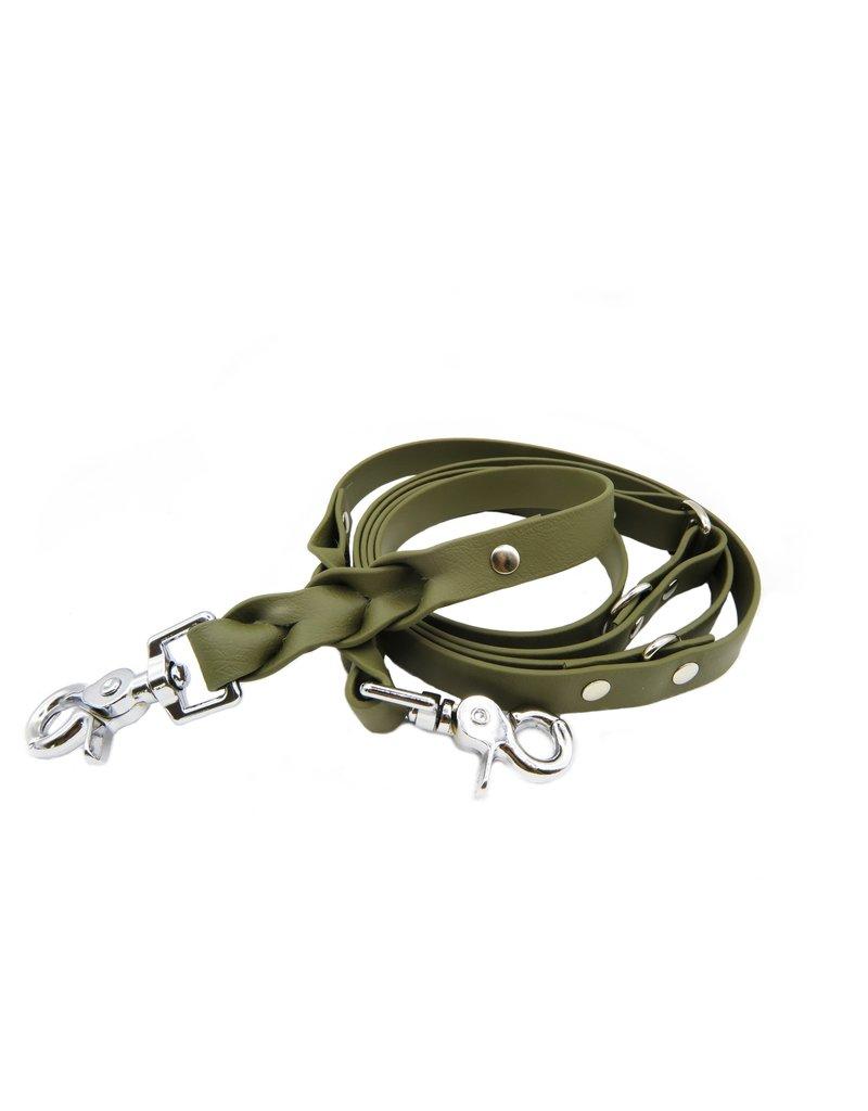 Biothane leash adjustable 200cm