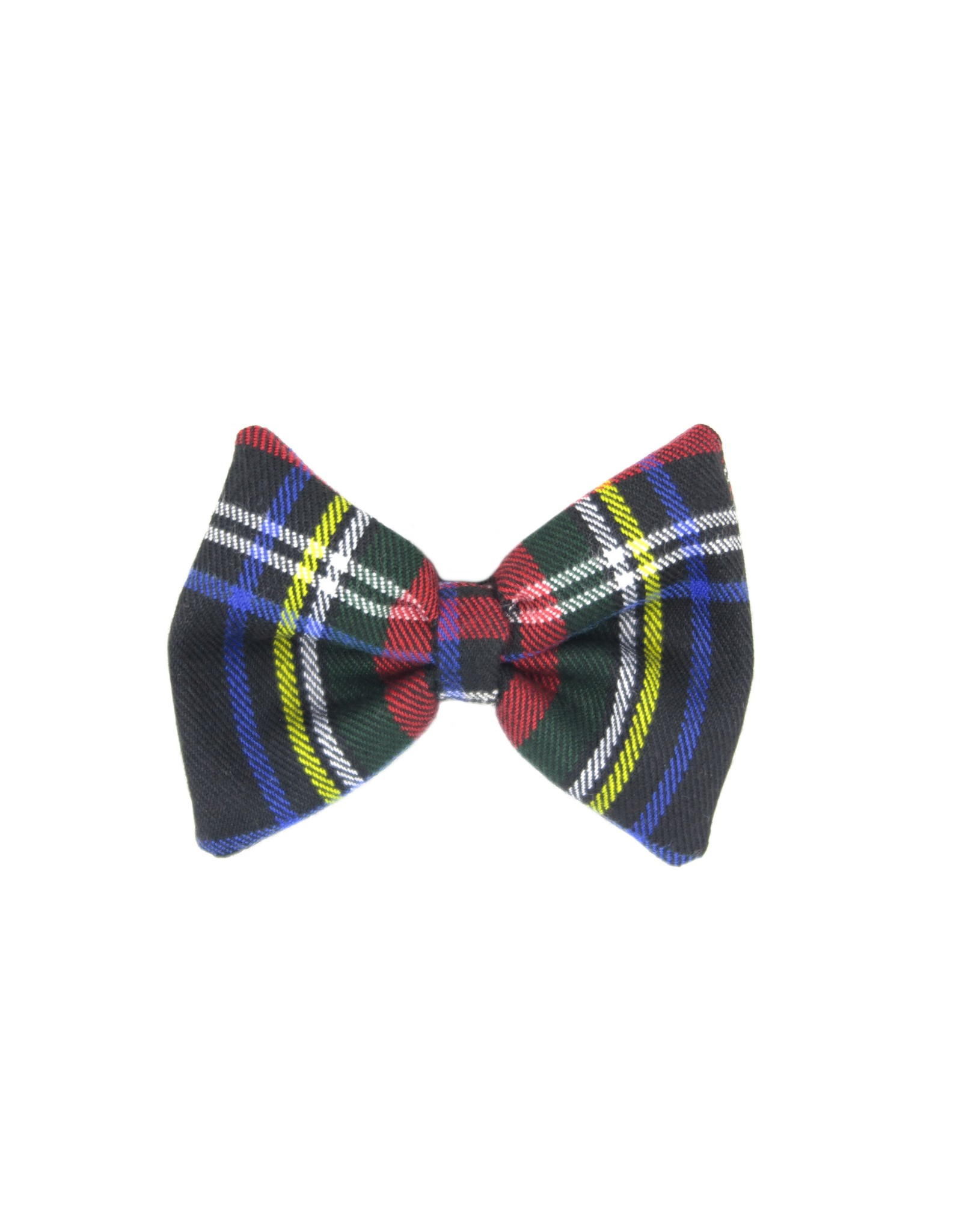 Dog Bowtie Classic Flannel