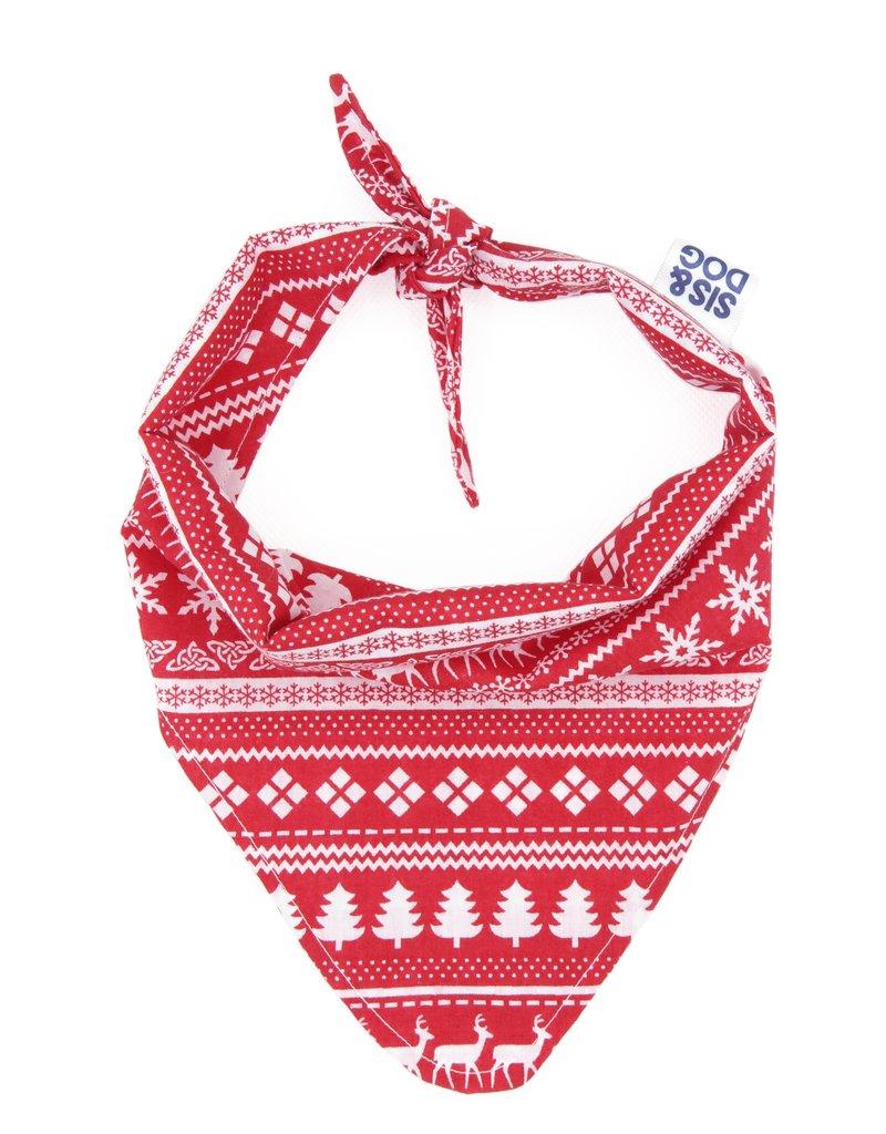 Honden bandana Modern Christmas