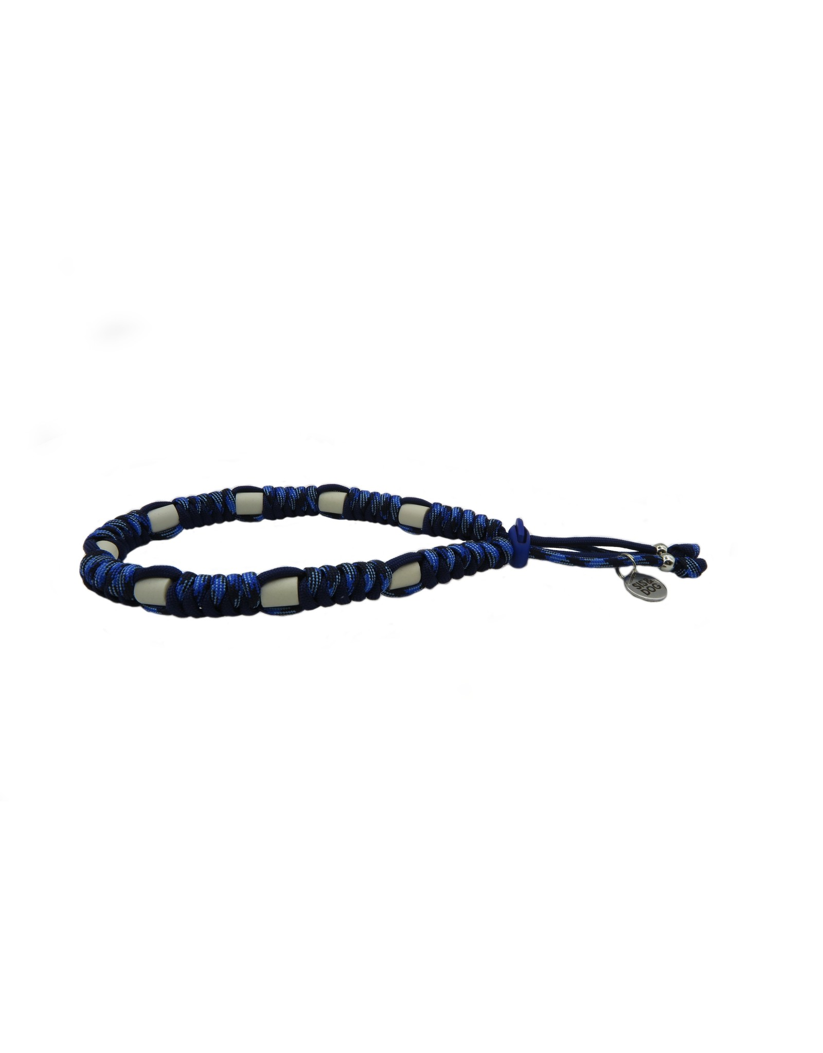 Anti tick collar  Army Blue