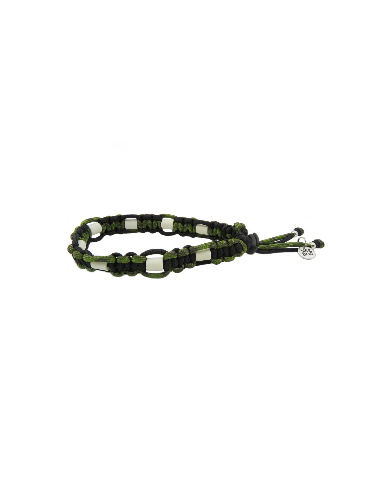 Anti tick collar army flat