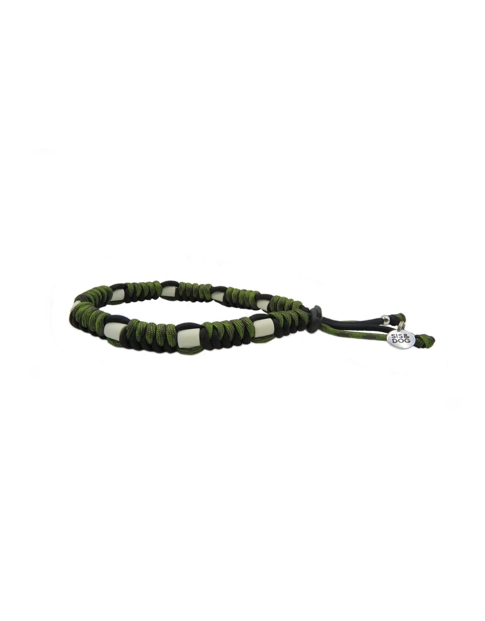 Anti tick collar Army round
