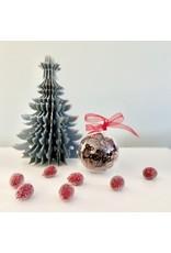 Kerst bal runderlong