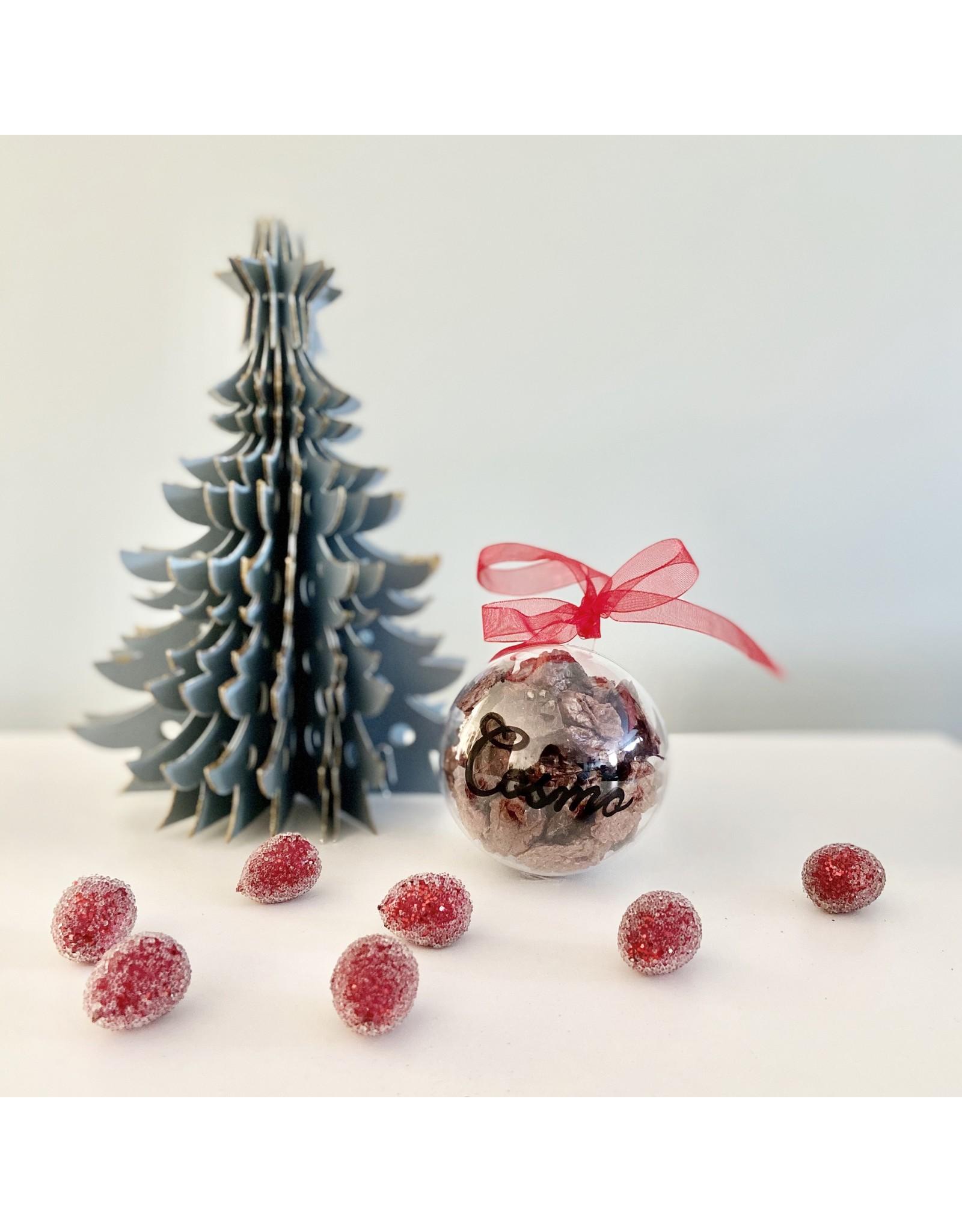 Christmas ball Beef lung
