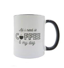 Dog & Coffee