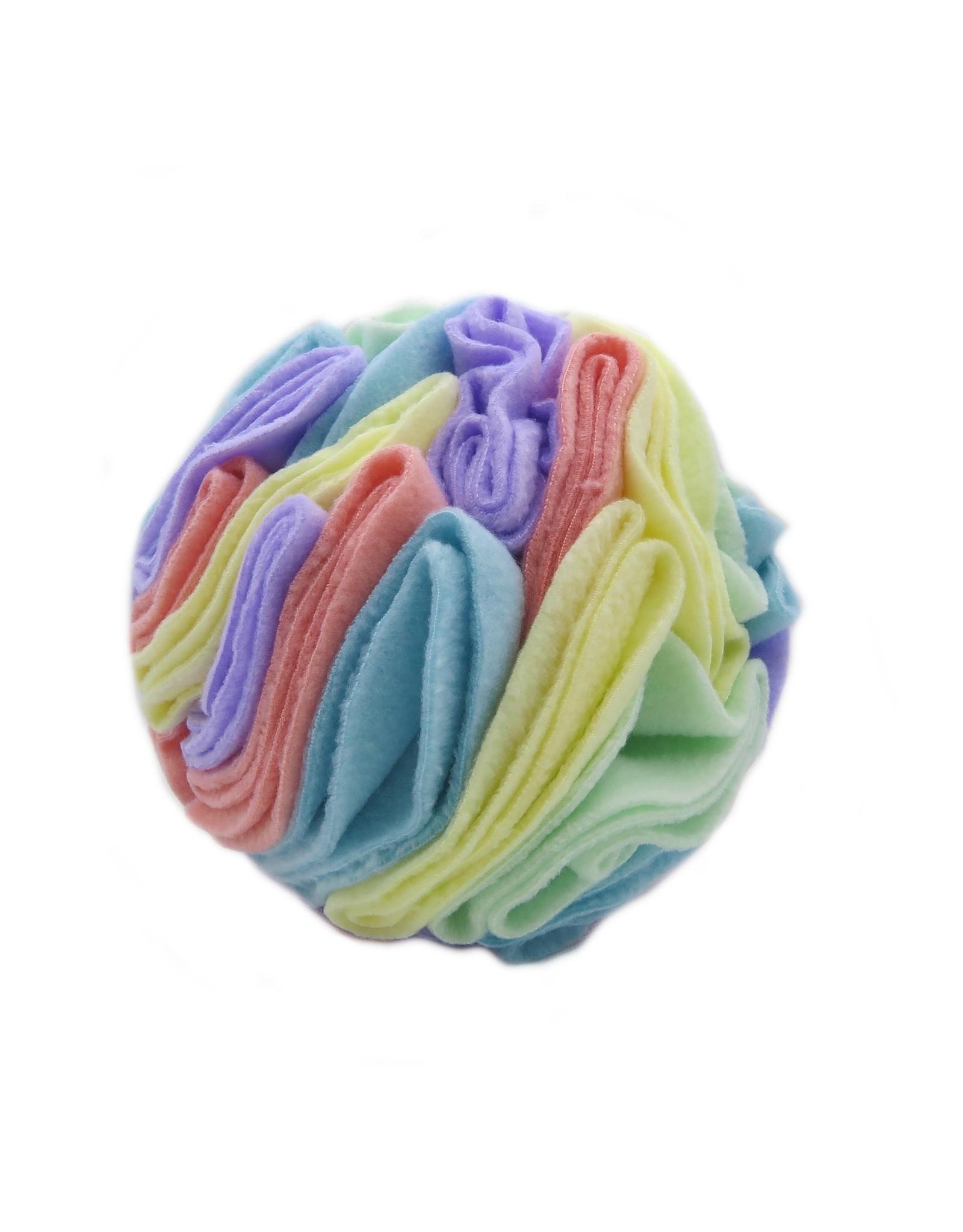 Snuffleball rainbow
