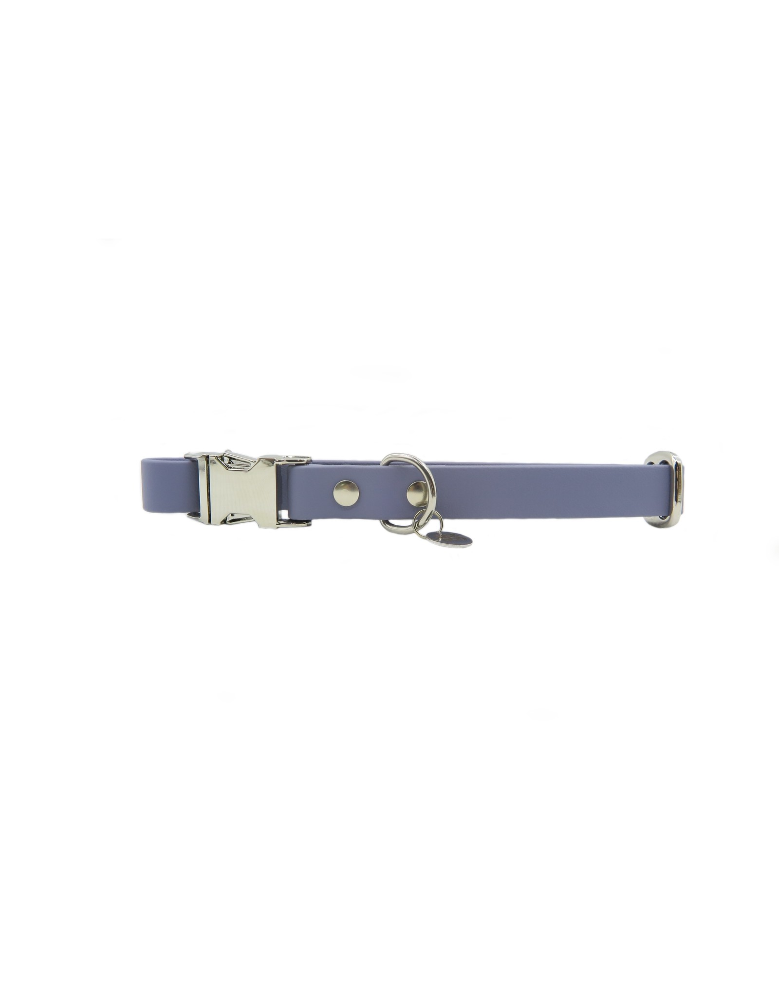 Verstelbare halsband grey