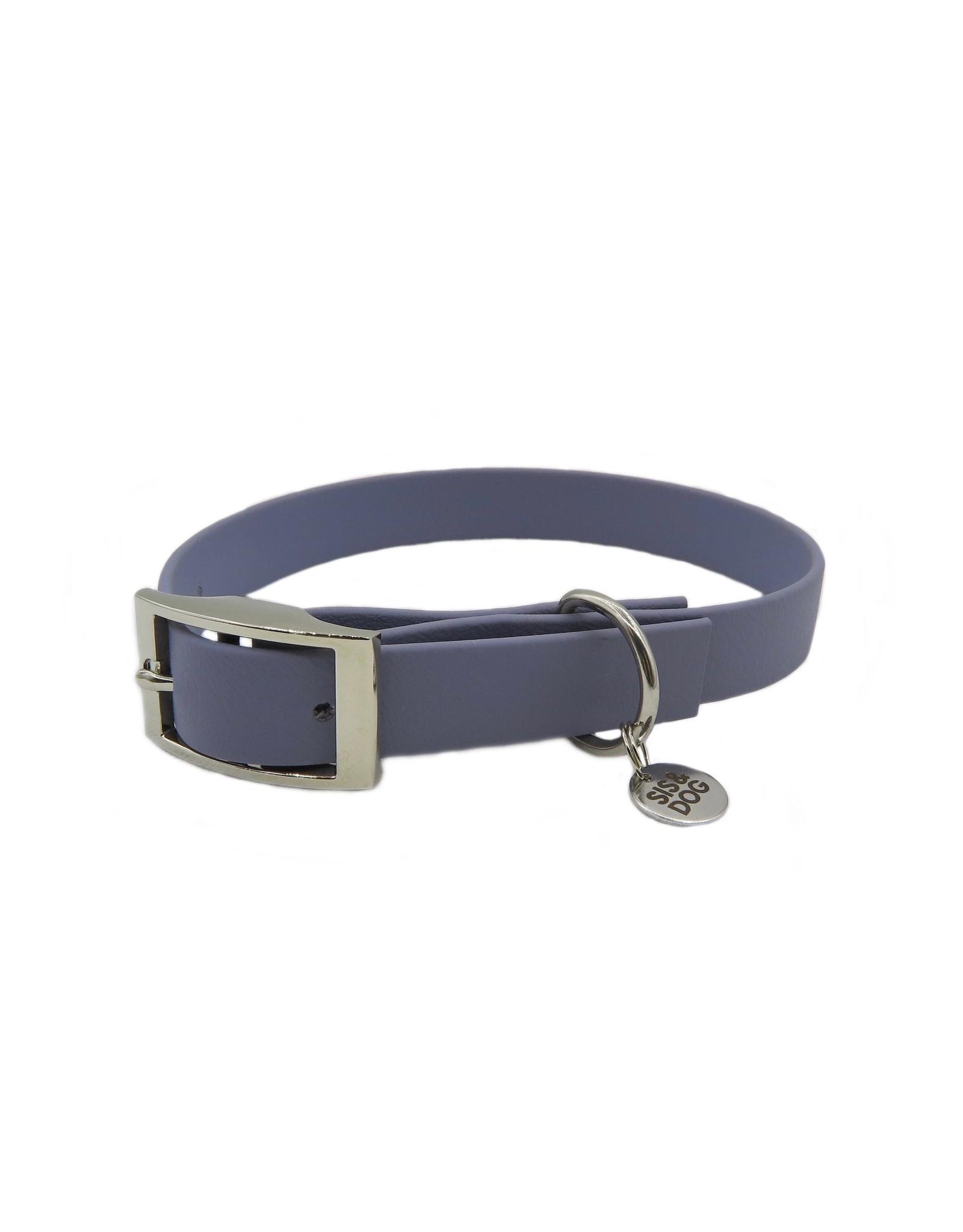 Halsband grey