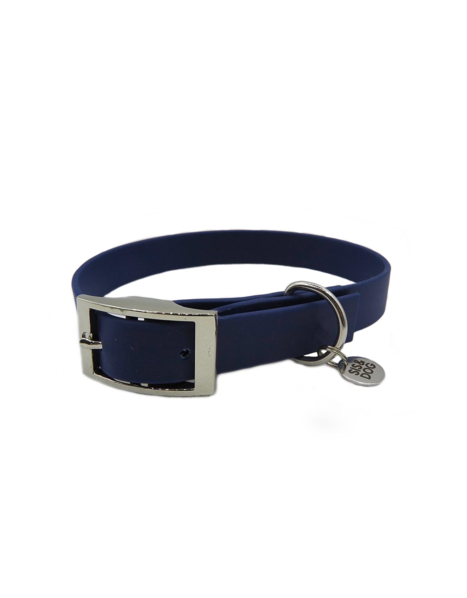 Collar dark blue