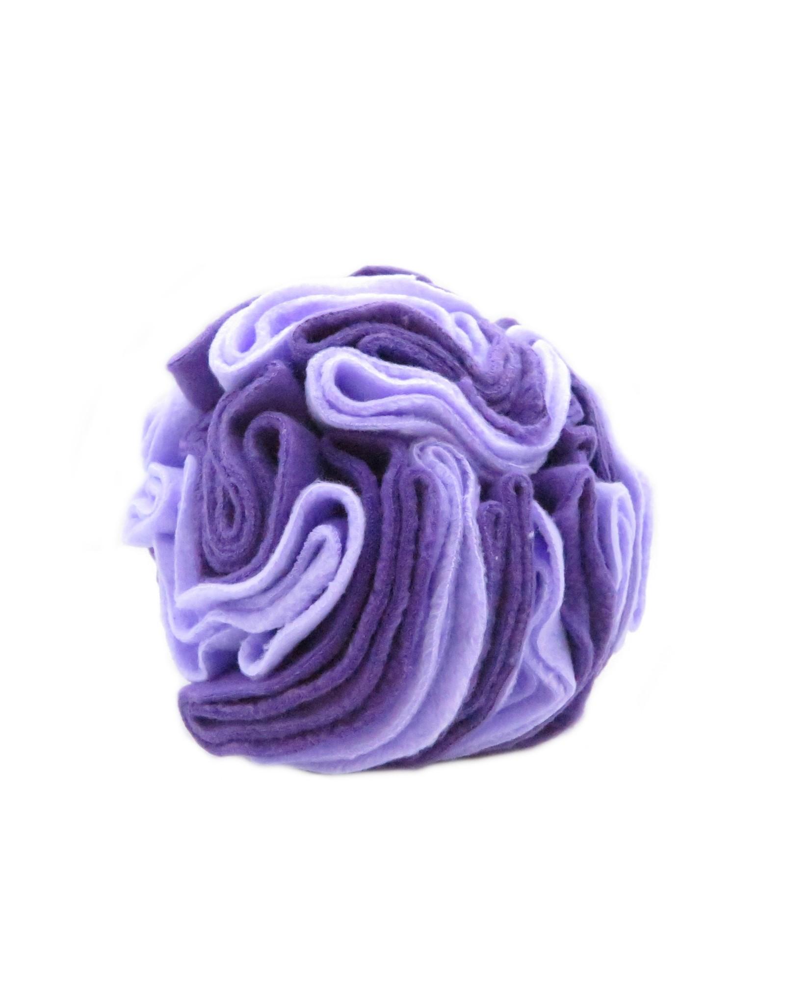 Snuffleball royal purple