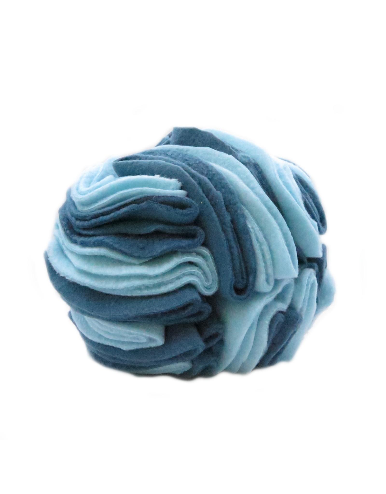 Snuffleball blue