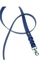 Biothane verstelbare dark blue set