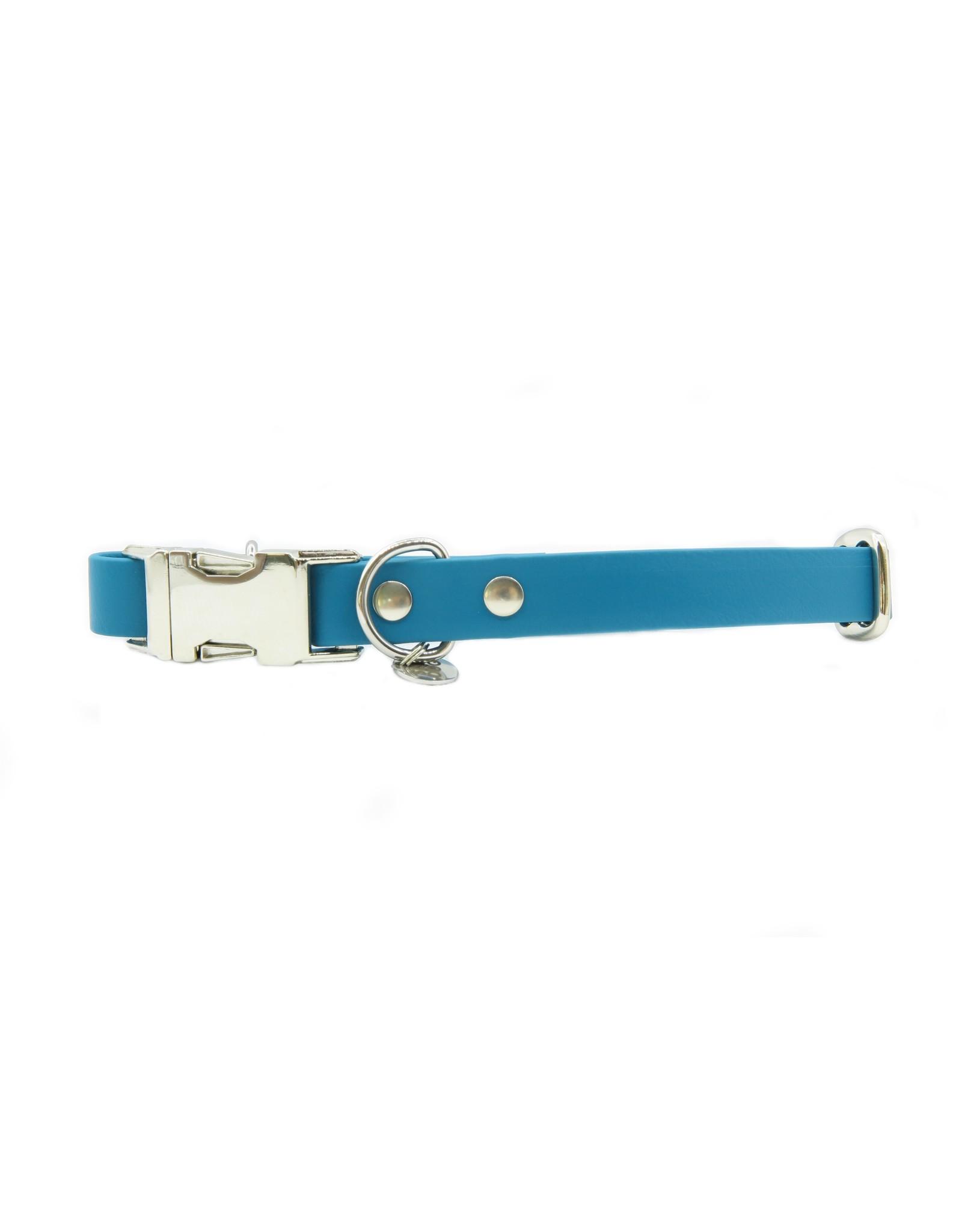 Biothane verstelbare blue set
