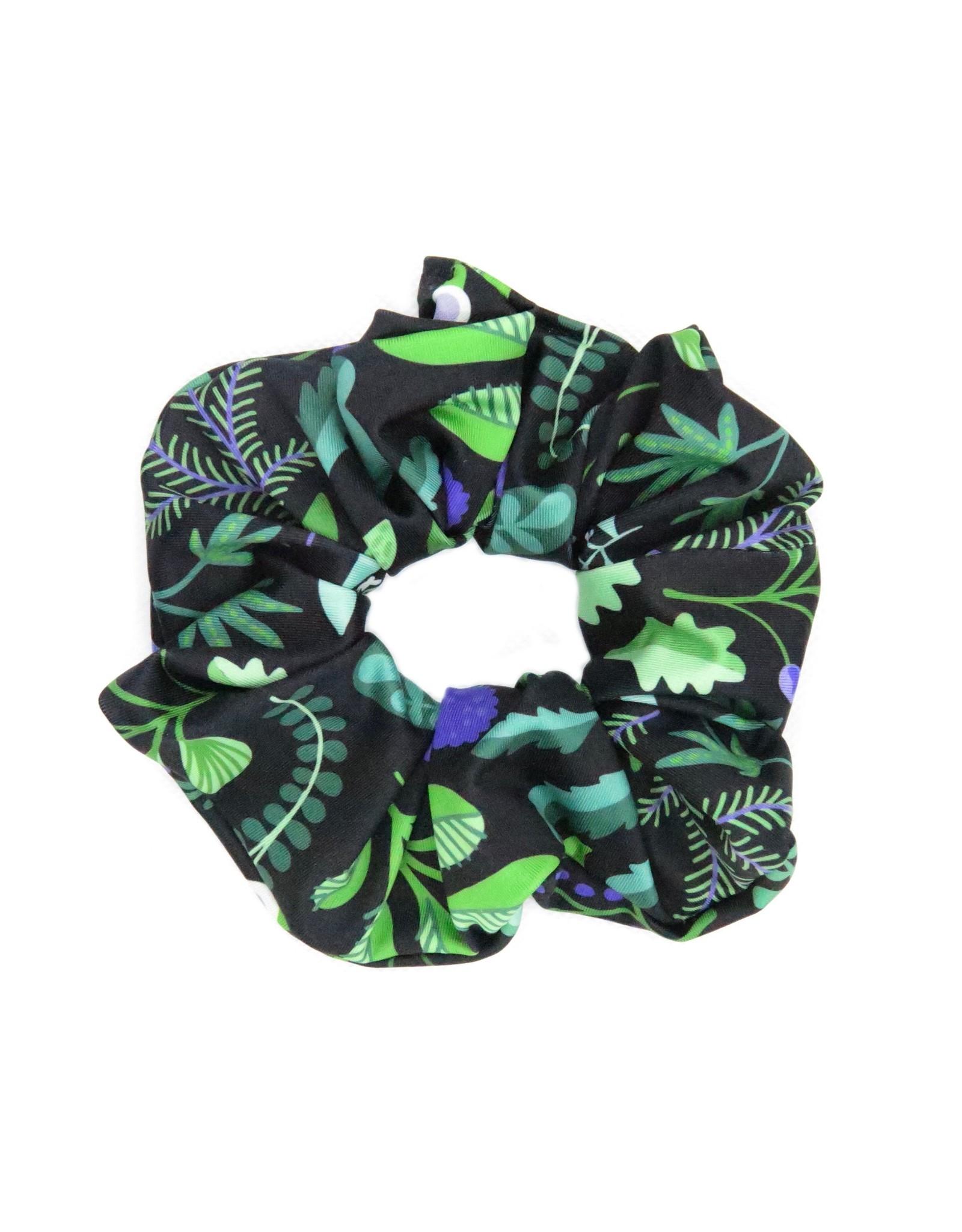 Botanic scrunchie
