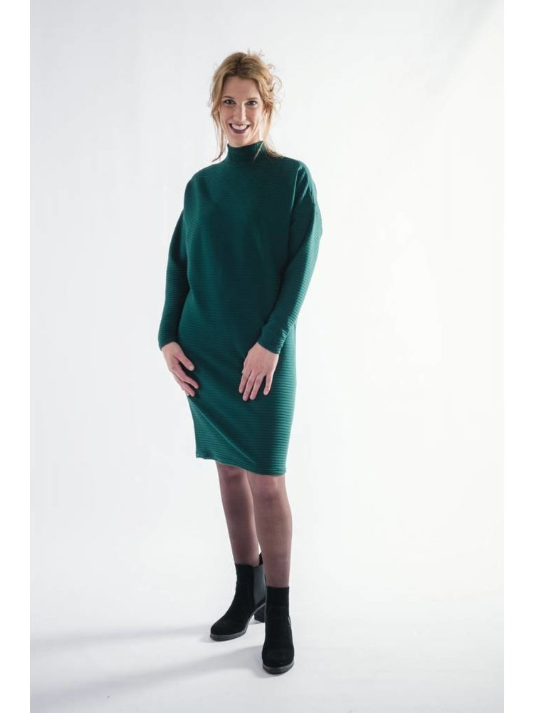 IVY LINN PIPPA DRESS GREEN