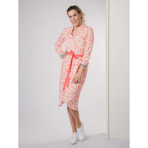 IVY LINN TEERSA DRESS JAPANESE FLOWER